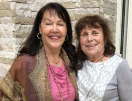 Rencontre avec Claudia Rainville à Bergame en mai 2017 - Michèle Caffin décryptage dentaire