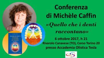 conferenza Michele caffin -torino-6-ottobre-2017