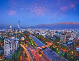 Conférence de Michèle Caffin en décryptage dentaire au Chili