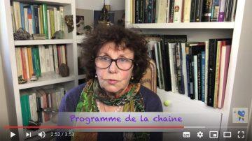 """La chaîne """"Décryptage Dentaire Holistique"""", Michèle Caffin vous livre les clés de compréhension pour interpréter les liens entre vos dents, votre santé globale, émotionnelle, énergétique et spirituelle."""