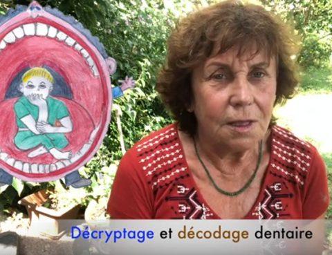 """S1E5 : """"Décryptage et décodage dentaire"""", par Michèle Caffin"""
